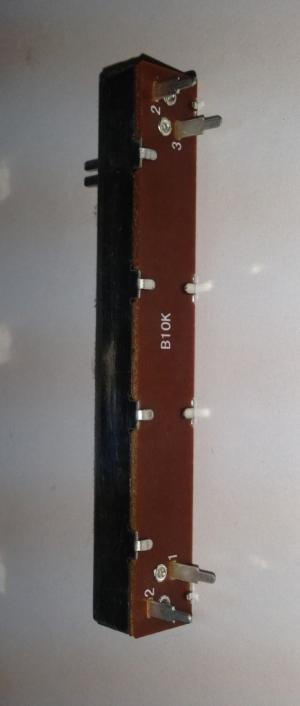 Фейдер моно 10kb 88mm