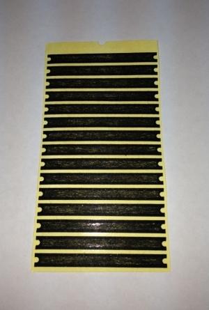Пыльник для фейдеров 60mm